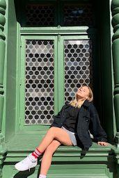 Maisy Stella - Social Media Photos and Videos 06/02/2020
