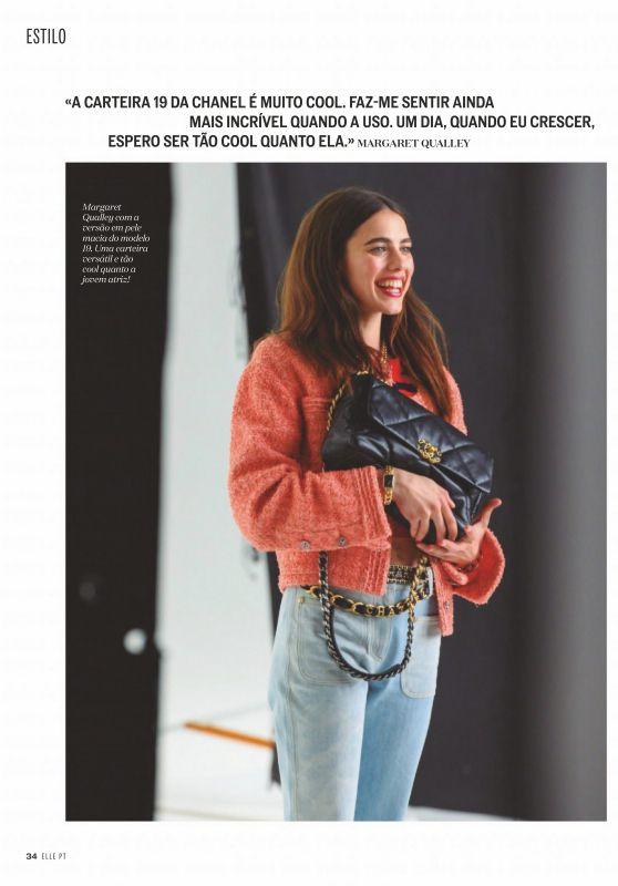 Margaret Qualley - ELLE Portugal June 2020 Issue