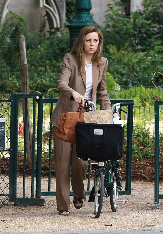 Melissa George - Out in Paris 06/10/2020