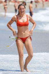 Michelle Hunziker in Bikini - Varigotti 06/21/2020