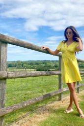 Michelle Keegan - Summer Collection with Very 06/08/2020
