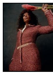 Naomi Campbell - Vogue Magazine Spain July 2020 Issue