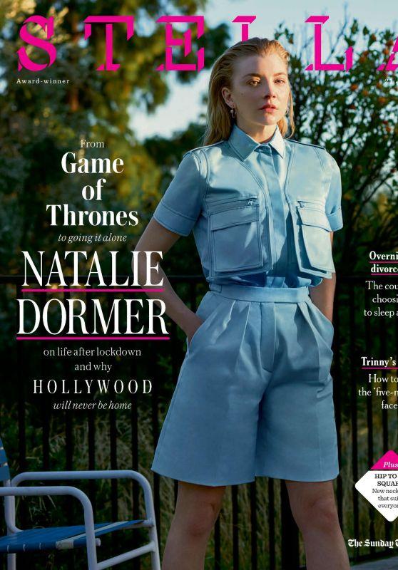 Natalie Dormer - Stella Magazine 06/21/2020