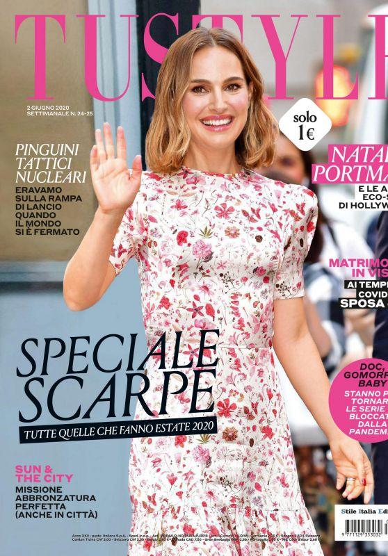 Natalie Portman - TuStyle Magazine 06/02/2020 Issue