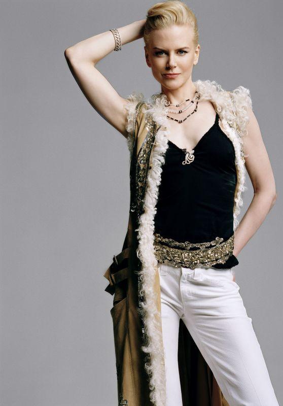 Nicole Kidman - Harper's Bazaar Magazine 2004