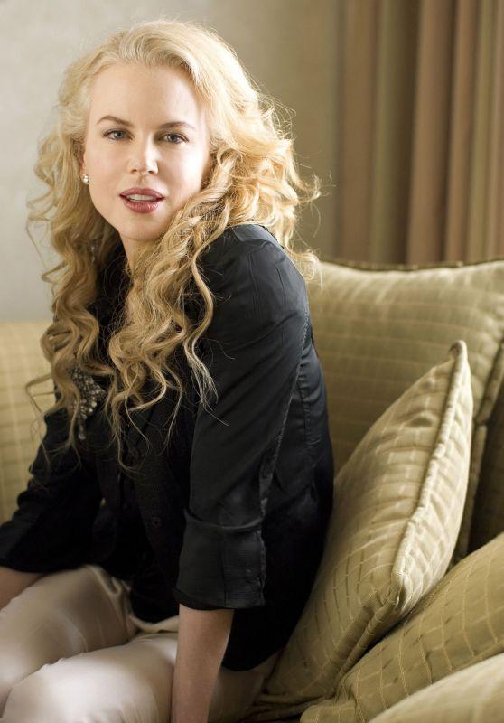 Nicole Kidman - Los Angeles Times Photoshoot 2008
