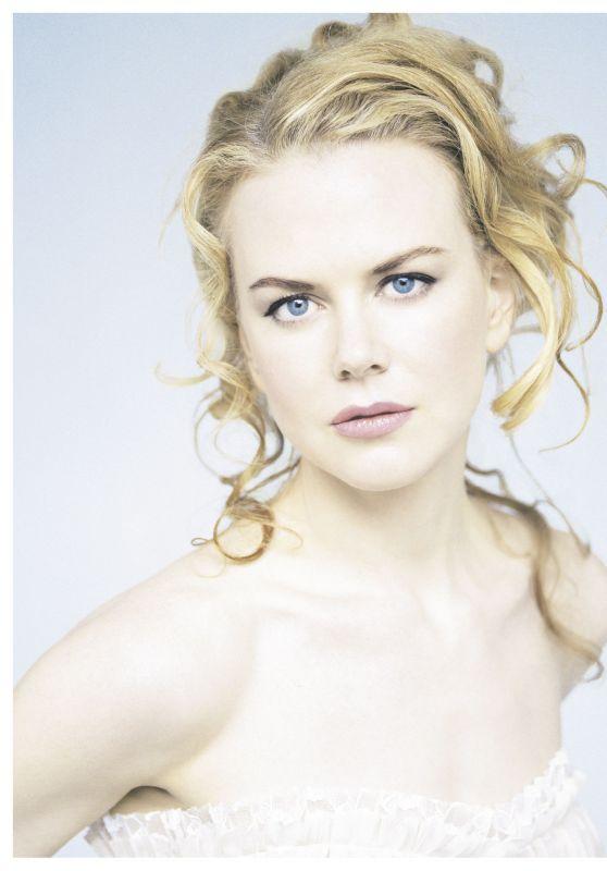 Nicole Kidman - Omega Photoshoot 2004