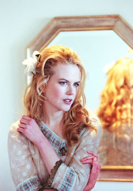 Nicole Kidman - The Others Promotional Photoshoot 2001