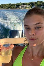 Nina Agdal - Social Media Photos and Videos 06/25/2020