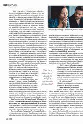 Olga Kurylenko - ELLE Italy 07/04/2020 Issue
