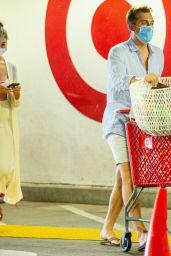 Olivia Culpo - Shopping at Target in LA 06/12/2020