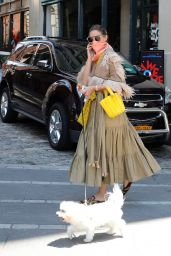 Olivia Palermo - Out in Brooklyn 06/29/2020