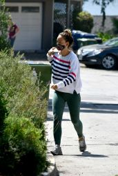 Olivia Wilde - Out in LA 06/26/2020