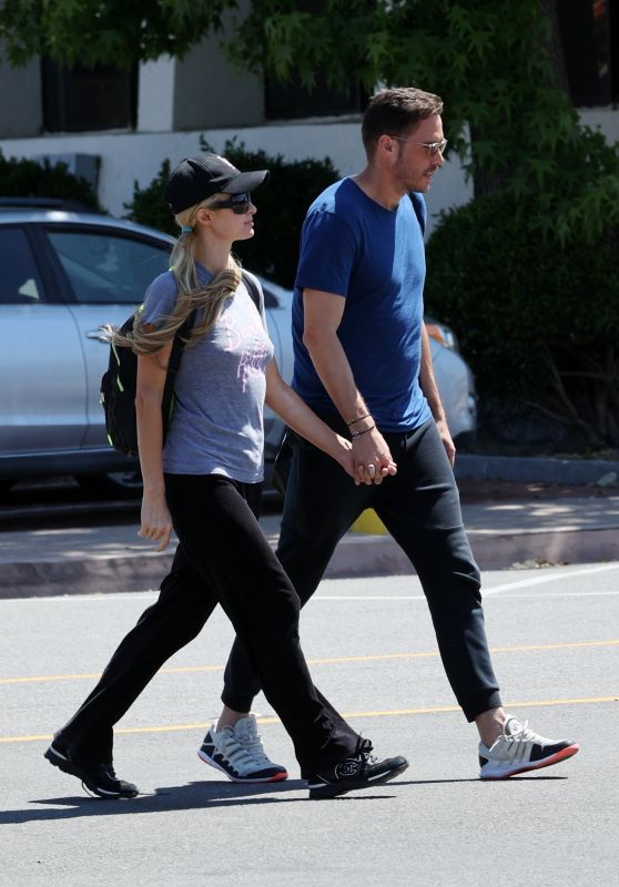 Paris Hilton With New Boyfriend Carter Reum - Malibu 06/07/2020