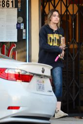 Paris Jackson - Out in West Hollywood 06/18/2020