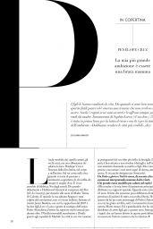 Penélope Cruz - F. Magazine 06/30/2020