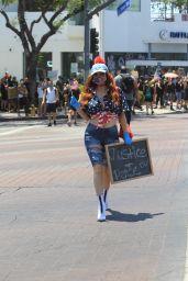 Phoebe Price - Black Lives Matter Protest in West Hollywood 06/03/2020