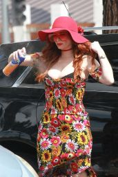 Phoebe Price - Outside Grocery Store 06/19/2020
