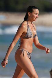 Rachael Finch in a Bikini on Bondi Beach 06/16/2020
