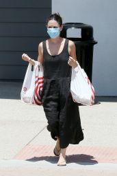 Rachel Bilson - Shopping in LA 06/19/2020