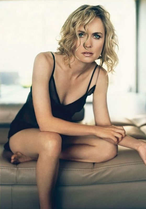 Radha Mitchell - Photoshoot fot Esquire Magazine 2008