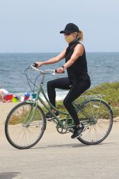 Reese Witherspoon - Bike-Riding in Malibu 05/31/2020