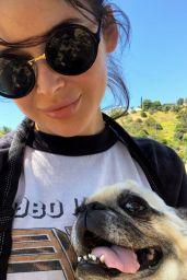 Renee Olstead - Social Media Photos 06/16/2020