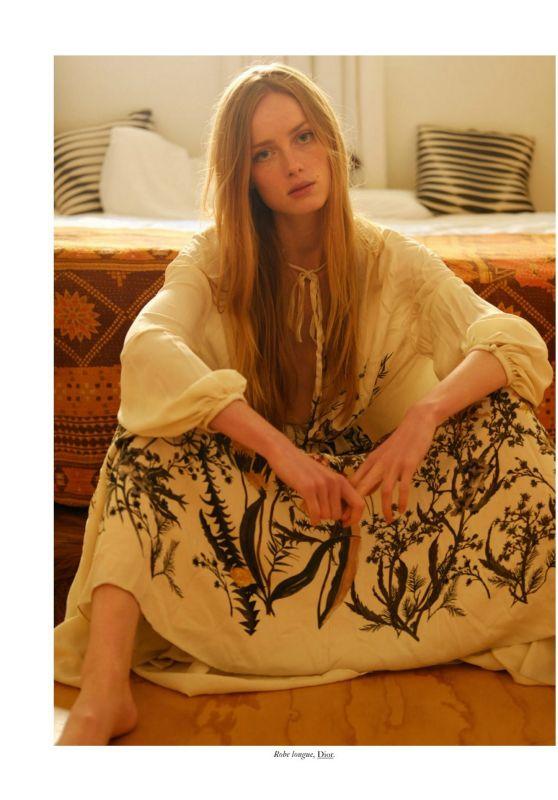 Rianne van Rompaey - Vogue Magazine Paris July 2020
