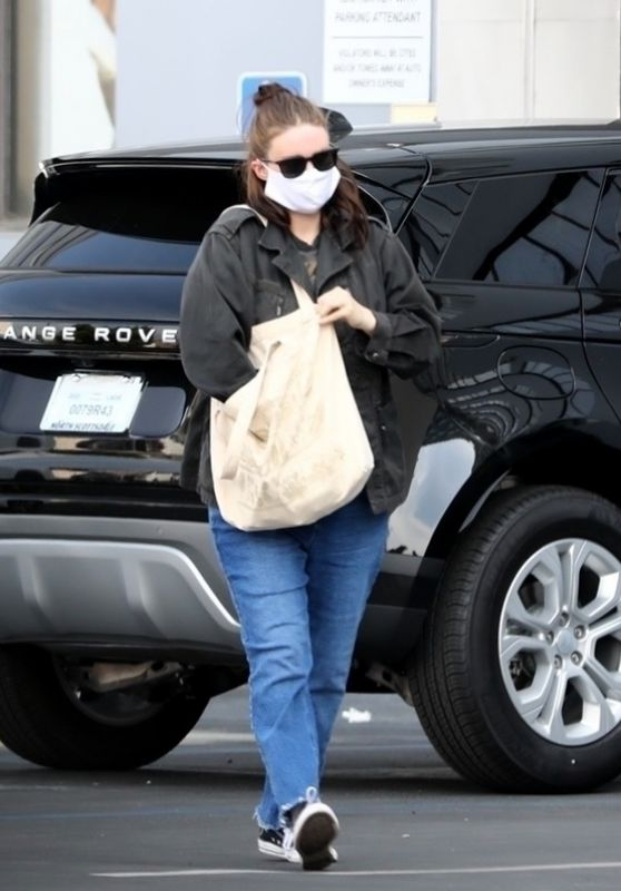 Rooney Mara - Out in LA 06/19/2020