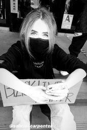 Sabrina Carpenter - Social Media Photos 06/03/2020