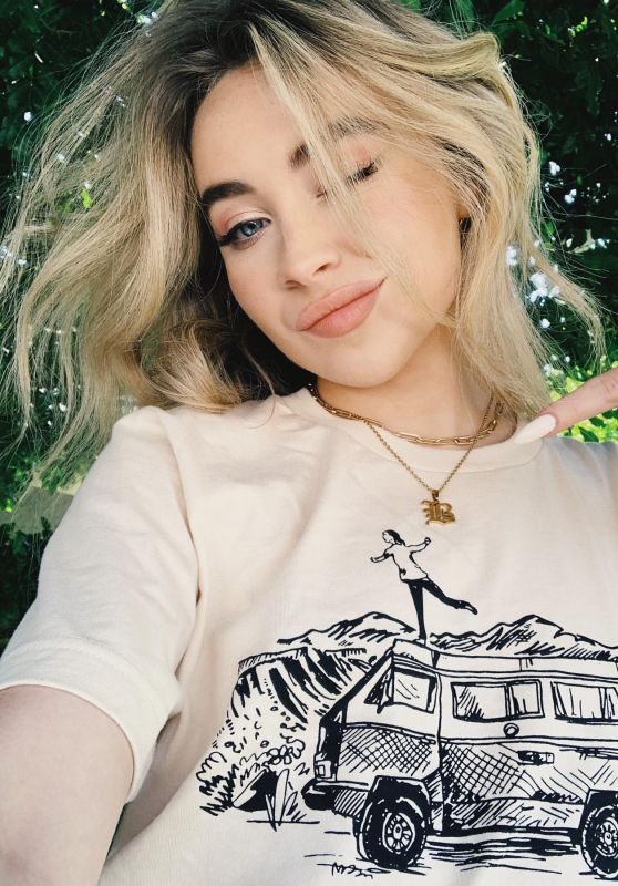 Sabrina Carpenter - Social Media Photos 06/24/2020