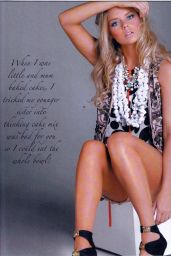 Samara Weaving - Nine to Five Magazine 2010