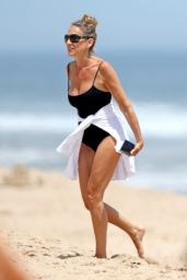 Sarah Jessica Parker in a Swimsuit 06/21/2020