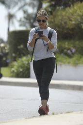 Sarah Michelle Gellar - Hike in Santa Monica 06/02/2020