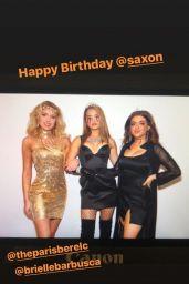 Saxon Sharbino - Social Media Photos and Videos 06/11/2020