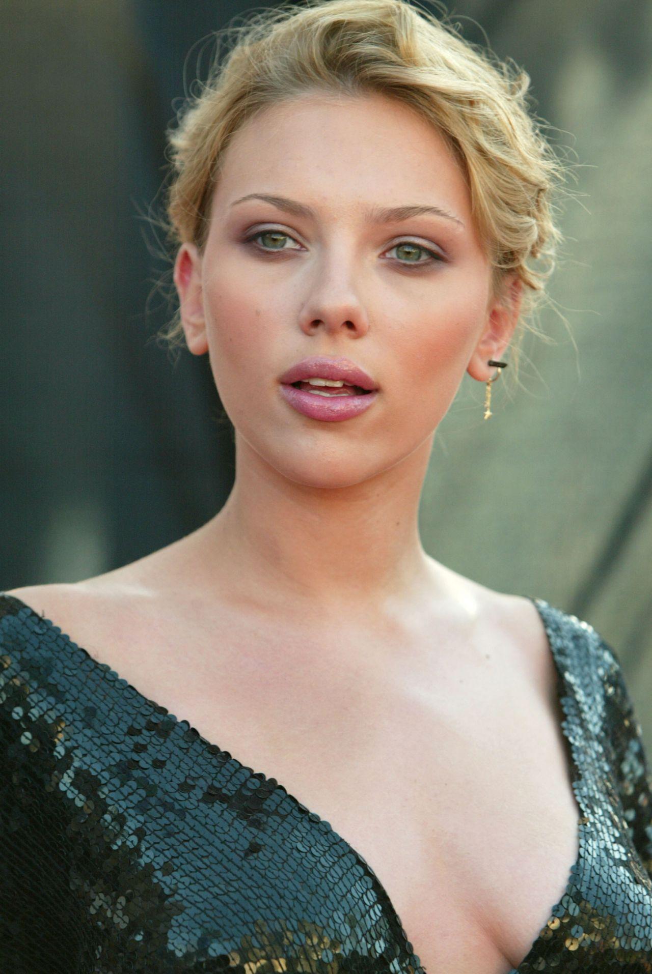 Scarlett Johannsen