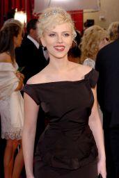 Scarlett Johansson - 2005 Academy Awards
