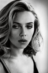 Scarlett Johansson - Photoshoot for Esquire November 2013
