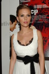 "Scarlett Johansson - ""Scoop"" Premiere in NYC (2006)"