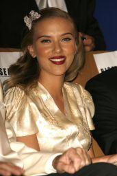 "Scarlett Johansson - ""The Black Dahlia"" Premiere Venice International Film Festival (2006)"