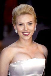 """Scarlett Johansson - """"The Island"""" Premiere in London (2005)"""