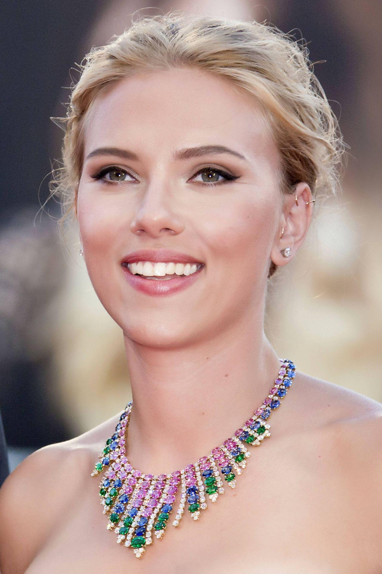 Scarlett Johansson: I was hyper-sexualised by film ...  Scarlett Johansson