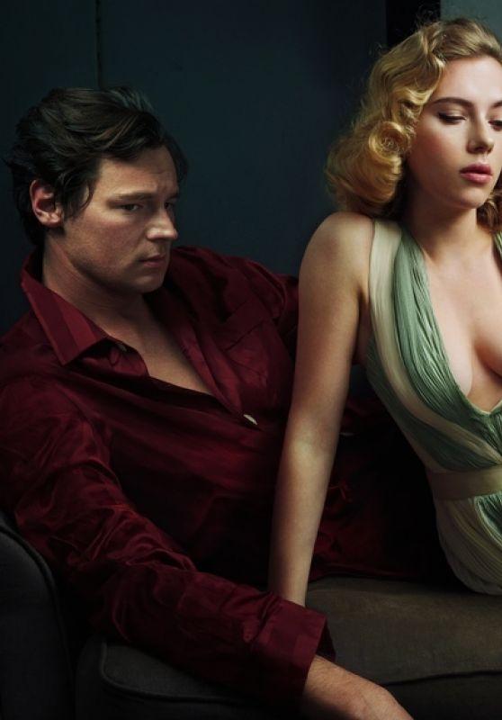Scarlett Johansson - Vogue 2013