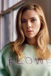 Scarlett Johansson - WSJ Magazine April 2014 Photos