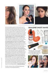 Shailene Woodley - InStyle US July 2020 Issue