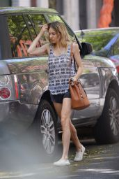 Sienna Milller - Heading Out of NYC 05/31/2020