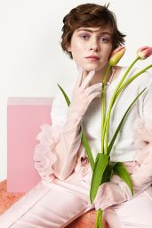 Sophia Lillis - Photoshoot for Tidal Magazine 2020