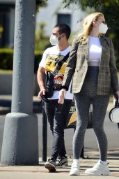 Sophie Turner and Joe Jonas - Out in LA 06/17/2020