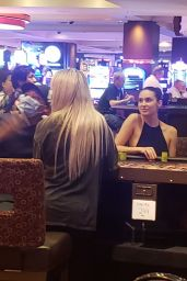 Tao Wickrath Playing Roulette in Las Vegas 03/06/2020