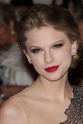 Taylor Swift - Costume Institute Gala 2011